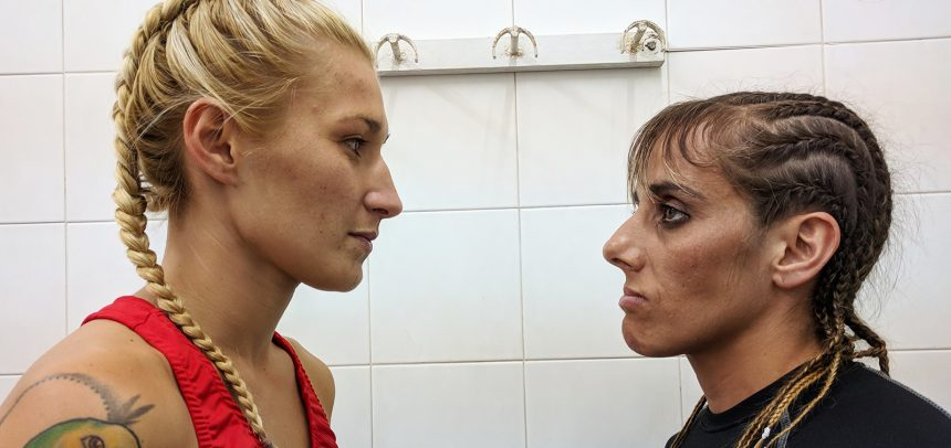 Ledesma-Núñez y Castillo-Bzowski listos en Escobar