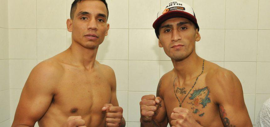 Ojeda y Antín en peso para su gran duelo en la FAB