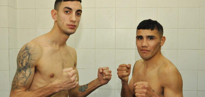 Gómez y Baldor en peso por dos títulos en Barracas