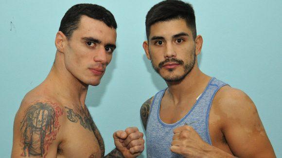 Adrián Verón and Bzowski make weight in Río Gallegos