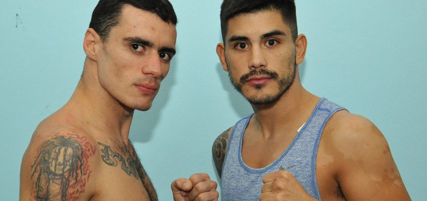 Adrián Verón and Bzowski make weight in Río Gallegos