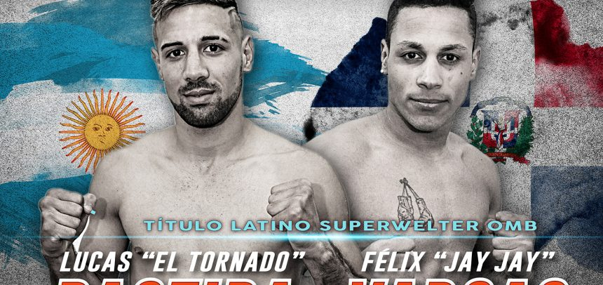 Lucas Bastida takes on Félix Vargas on Friday in Buenos Aires