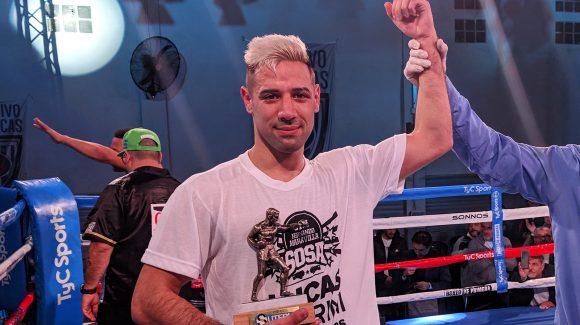 Bastida destroyed Vargas in one round in Buenos Aires