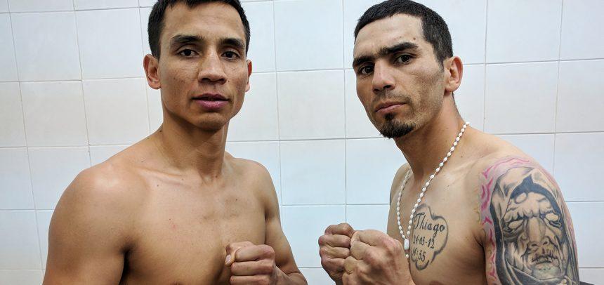 Ojeda y Orozco en peso para su duelo en Villa Adelina