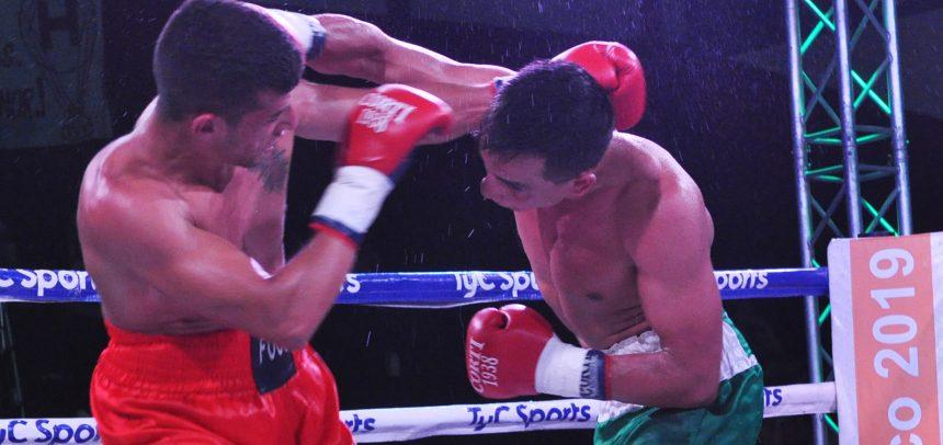 Ojeda pulverizó a Lozano en el tercero en Huracán