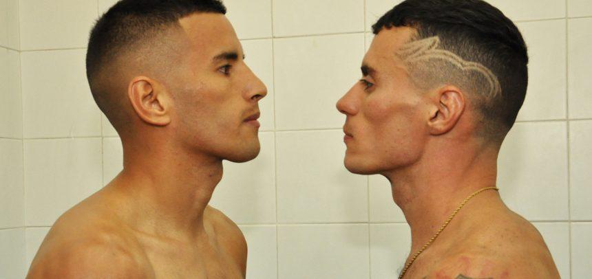 Verón-Bzowski y Aguirre-Portillo en peso en la FAB