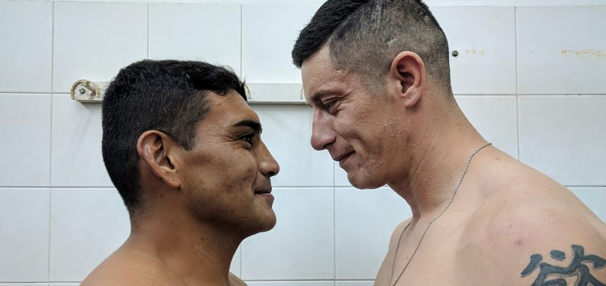 Farías y Balmaceda listos para unificar títulos en Luis Guillón