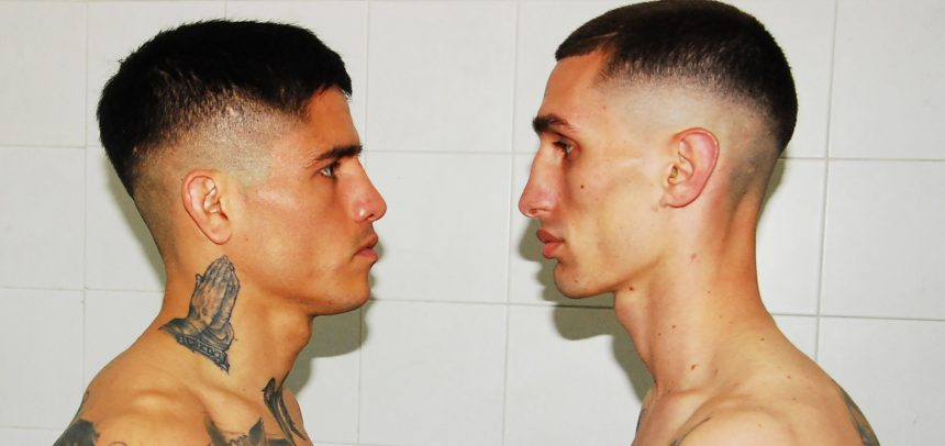 Arce and Perrín make weight in Buenos Aires