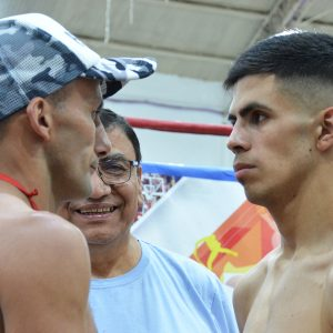 Pedraza and Aristule ready to clash in Cutral Có