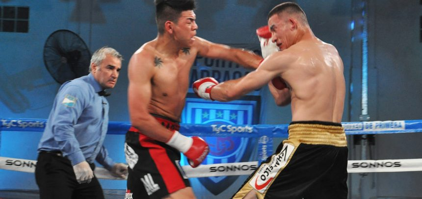 Lovera destroyed Rizo Patrón in two rounds in Buenos Aires
