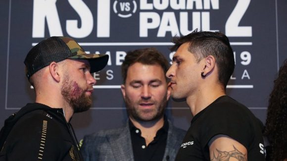 Cóceres and Saunders face to face in LA