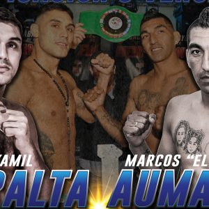 Peralta against Aumada in rematch on Friday in Buenos Aires