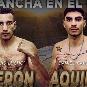 Verón takes on Aquino in rematch on Friday in Mar del Plata