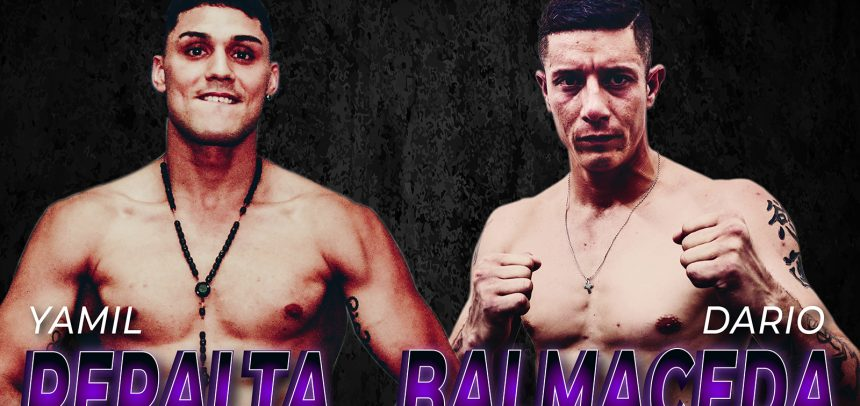 Peralta challenges Balmaceda on Saturday in Los Polvorines