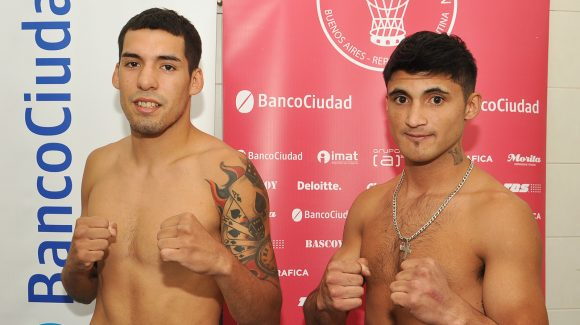 Andino and Córdoba make weight in Buenos Aires