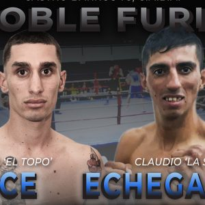 Arce-Echegaray and Dionicius-Adema on Friday in Buenos Aires