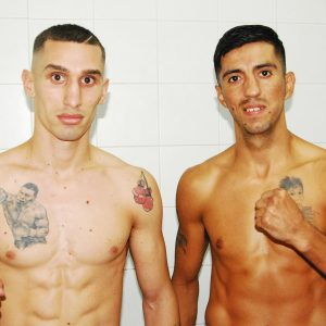 Arce-Echegaray and Dionicius-Adema on weight with no fans
