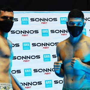 Cóceres-Papeschi and Baldor-Gusmán on weight for great show