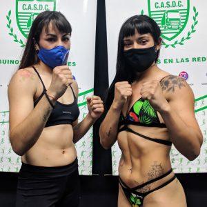 López-Granadino y Abellaneda-Alaniz en peso para gran velada