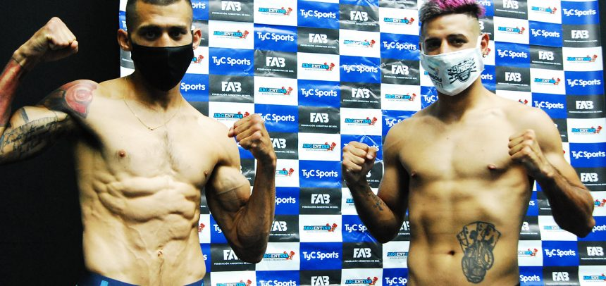 Bastida-López and Peralta-Schmitt on weight for great show
