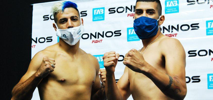 Bastida-Peralta and Córdoba-Coggi on weight for great show