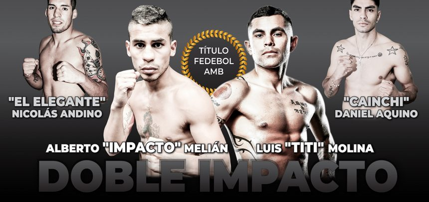 Melián-Molina and Andino-Aquino top great show on Friday