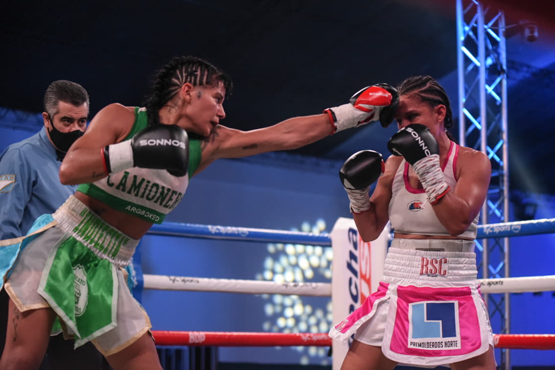 Anahí López vs. Débora Gómez - Mario Margossian
