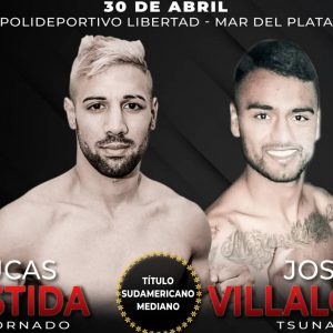 Bastida vs. Villalobos headlines great show on Friday