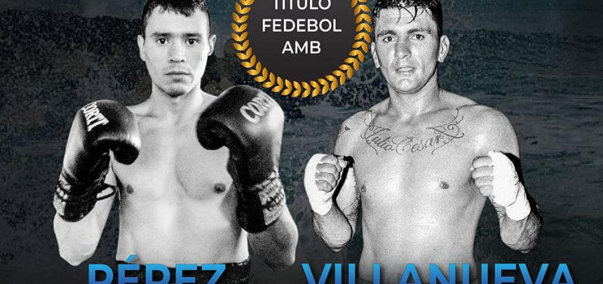 Pérez against Villanueva tops great show on Saturday