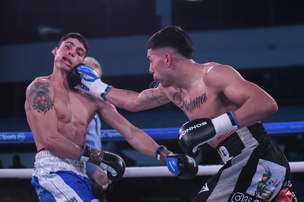 Agustín Quintana vs. Claudio Daneff - Mario Margossian