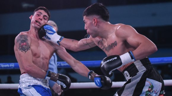 Quintana stopped Daneff in a great fight, Peralta dominated Karalitzky