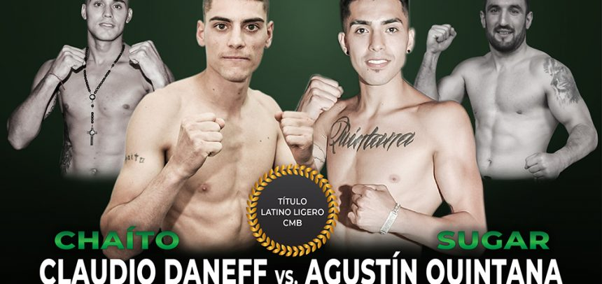 Daneff-Quintana and Peralta-Karalitzky on Friday