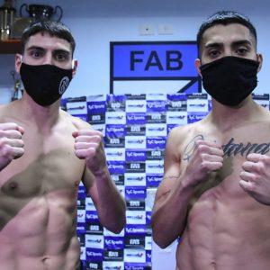 Daneff-Quintana y Peralta-Karalitzky II listos para la gran noche