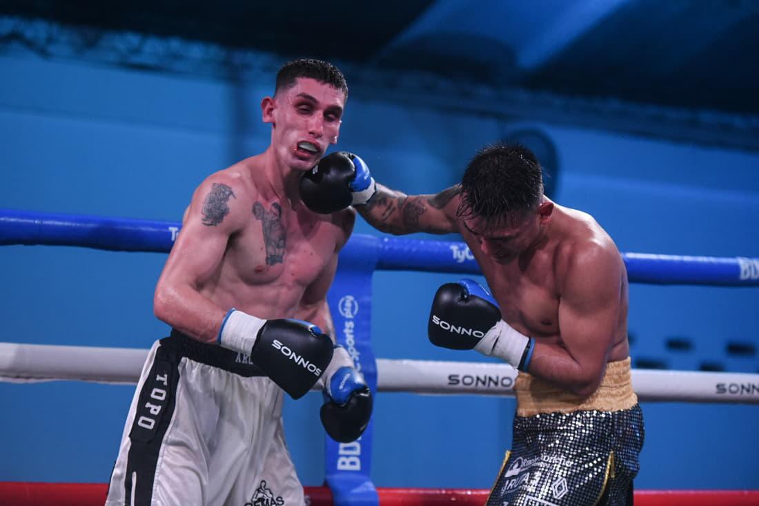 Antonio Pérez vs. Facundo Arce - Mario Margossian