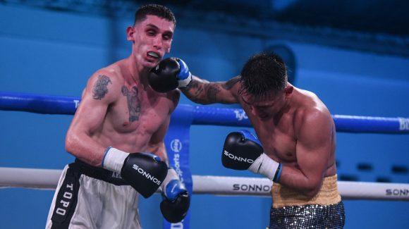 Pérez defeated Arce, Abellaneda dominated Alaniz