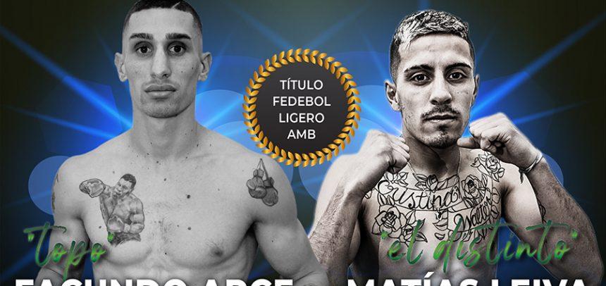 Arce-Leiva, Peralta-Muñoz encabezan el viernes