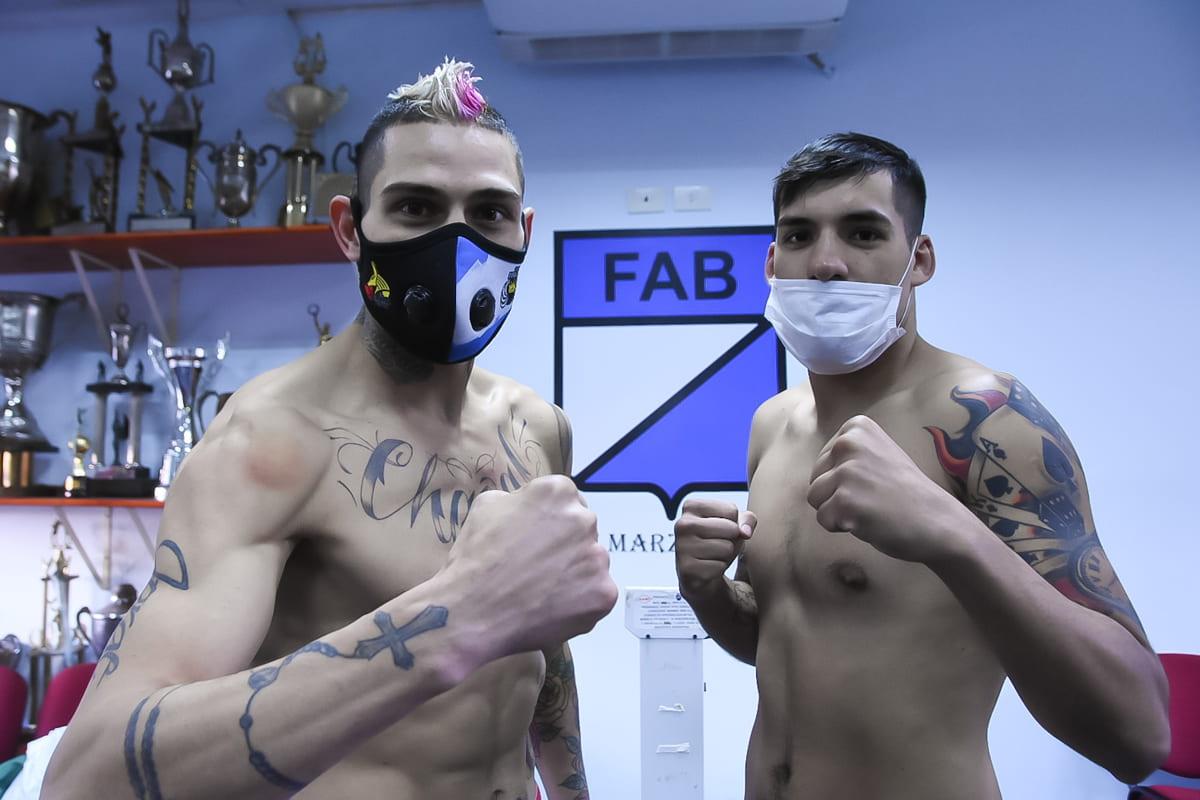 Yoel Peralta vs. Nicolás Andino - Mario Margossian